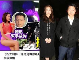 Phẫn nộ loạt ảnh hẹn hò vui vẻ của cậu ấm nhà trùm sòng bạc Macau giữa lúc cả gia tộc lo lắng tổ chức tang lễ