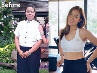 Phát chán việc mua đồ ngoại cỡ, cô gái Thái Lan giảm một mạch 43kg
