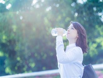 Phụ nữ Nhật có làn da đẹp hoàn mỹ là nhờ uống đúng loại nước này vào mỗi sáng khi thức dậy