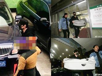 Phùng Thiệu Phong lần đầu xuất hiện tại bệnh viện, bị netizen cho là 'làm màu' vì hành động này