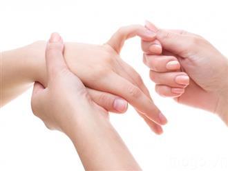 Phương pháp chữa bệnh tuyệt vời của người Nhật: Chỉ cần day ngón tay, bệnh tật đều tiêu tan