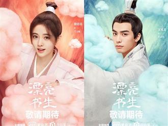 """Poster """"Chuyện Tình Sungkyunkwan"""" bản Trung bị dân tình ném đá: Cúc Tịnh Y quá điệu đà, Tống Uy Long đã đơ còn """"kém sắc""""?"""