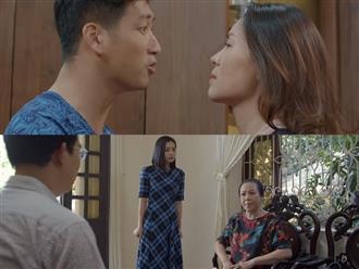 Preview 'Hoa hồng trên ngực trái' tập 15: Thái bỗng ghen tuông với Bảo, mẹ chồng San thừa nhận bỏ thuốc hại con dâu