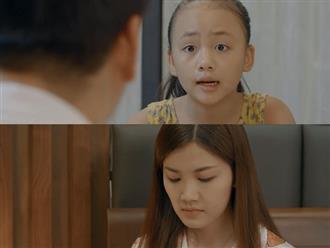 Preview 'Hoa hồng trên ngực trái' tập 22: Trà điếng người khi bé Bống nói với bố cái thai trong bụng cô là con gái