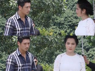 Preview 'Hoa hồng trên ngực trái' tập 25: Thái hoảng sợ phát hiện ra thân phận thật của luật sư Kiều Dung