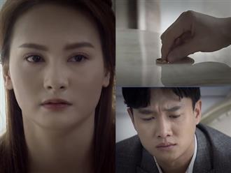 Preview 'Về nhà đi con' tập 71: Vũ đau đớn nhìn Thư trả lại nhẫn cưới, Dương ra tay trừng trị 'tiểu tam'