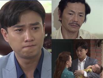 Preview 'Về nhà đi con' tập 77: Chưa kịp 'yêu lại từ đầu', ông Sơn đã thúc giục Vũ sớm ly hôn với Thư
