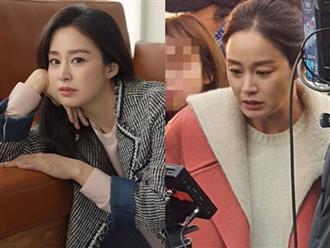 'Quốc bảo nhan sắc xứ Hàn' Kim Tae Hee lộ nhan sắc thật qua ảnh chưa chỉnh sửa, hóa ra ai cũng đẹp nhờ photoshop
