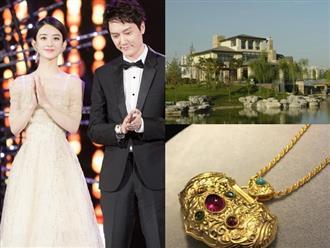 Quý tử nhà Triệu Lệ Dĩnh vừa chào đời đã nhập hội rich kid, sống trong khối tài sản nghìn tỷ của bố mẹ