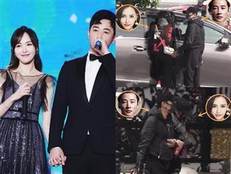 Rò rỉ loạt ảnh La Tấn cùng bố vợ đưa Đường Yên đến bệnh viện phụ sản, làng giải trí Hoa ngữ lại có tin vui?