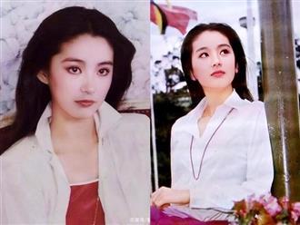 Rò rỉ loạt ảnh thuở mới vào nghề của Lâm Thanh Hà, vẻ đẹp '50 năm có một' xứng đáng là tường thành nhan sắc của Cbiz
