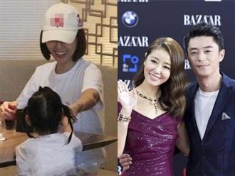 Rộ tin đồn Hoắc Kiến Hoa và Lâm Tâm Như tranh cãi nảy lửa vì nữ diễn viên cố tình mang con đi show để PR