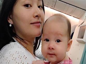 Rơi nước mắt với 'Nhật ký đi đẻ' của diễn viên Lan Phương