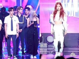 Rosé (BLACKPINK) đứng cạnh Jaehyun (NCT) nhìn rõ đẹp đôi, nhưng tất cả những gì Knet quan tâm là… chiều cao thật sự của cô nàng