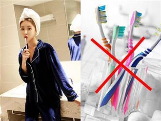 Đừng xem thường: Những thói quen sử dụng bàn chải đánh răng sai be bét thế này khiến cơ thể rước hàng loạt ổ bệnh