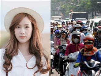 Sài Gòn mùa nắng nóng: Đừng dại mà ra đường vào khung giờ này kẻo đột quỵ lúc nào không hay