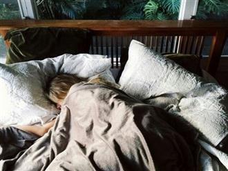 Sai lầm thường gặp khi đi ngủ trong mùa đông mà nhiều người hay mắc phải
