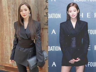 """Sang chảnh như Jennie (Black Pink) vẫn lép vế toàn tập trước Park Min Young: Đúng là """"gừng càng già càng cay"""""""