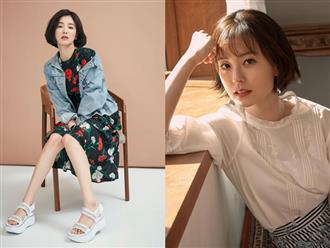 """Sao Hàn """"lột xác"""" siêu xinh đẹp và cá tính nhờ kiểu tóc ngắn này"""