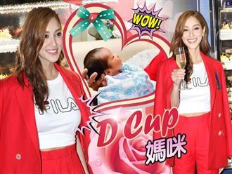 Sao nam TVB bị chỉ trích vì để vợ hoa hậu đi làm sau 2 tuần sinh bé
