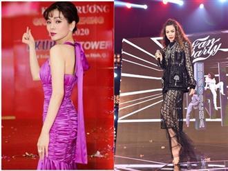 Sao Việt mặc váy áo rườm rà: Kẻ như khoác rèm cửa đi sự kiện, Nhã Phương xinh nhưng sến