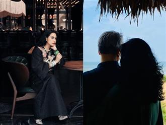 Sau 16 năm ly hôn nhạc sĩ Quốc Trung, diva Thanh Lam bất ngờ công khai người yêu ở tuổi 51?