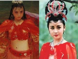 Sau 33 năm, nhan sắc lão hóa ngược của yêu tinh nhện trong 'Tây Du Ký' khiến netizen choáng váng