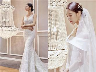 Sau bê bối quấy rối tình dục, 'nữ hoàng gợi cảm xứ Hàn' thông báo kết hôn với bạn trai đại gia