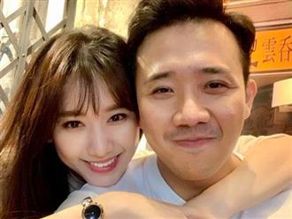 Sau dòng trạng thái gây hoang mang chuyện vợ chồng, Hari Won tiết lộ lo lắng về sức khỏe của Trấn Thành