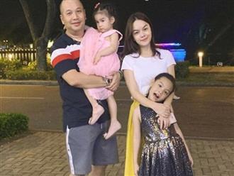 Sau hơn 1 năm ly hôn, Phạm Quỳnh Anh và Quang Huy lại cùng nhau đón sinh nhật con gái lớn