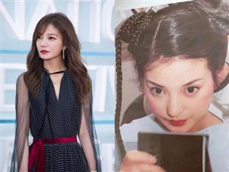 Sau khi bị chê bai nhan sắc lão hóa ở tuổi 43, Triệu Vy bỗng khiến netizen ngơ ngẩn với hình ảnh cách đây 21 năm