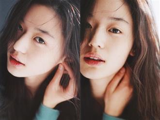 Series ảnh mặt mộc 100% của Jeon Ji Hyun khiến Cnet phát cuồng: Đẹp không chút tì vết, nhan sắc khó ai sánh bằng!