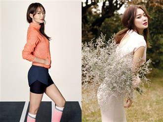 """Sở hữu đôi chân dài cực phẩm nhưng hóa ra """"cáo chín đuôi"""" Shin Min Ah chỉ duy trì những bí quyết giữ dáng rất đơn giản"""