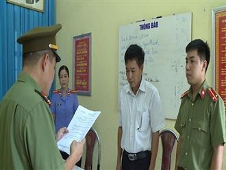 Sơn La: Khởi tố, bắt tạm giam cán bộ liên quan đến vụ gian lận điểm thi