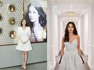 Song Hye Kyo cũng có nhược điểm vóc dáng gây tự ti và đây là 2 cách cô chọn trang phục để khắc phục điều này