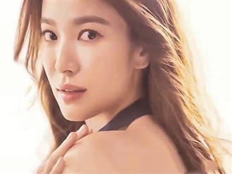 Song Hye Kyo lại khiến dân tình mê mẩn trước nhan sắc đỉnh cao, nhìn sao cũng không giống đã bước sang tuổi 39
