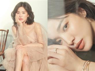 Song Hye Kyo lộng lẫy như 'nữ thần mùa xuân' trên tạp chí Elle