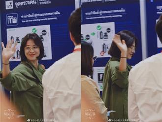 Song Hye Kyo tươi trẻ tại sân bay: C-net nhắc lại vụ trốn thuế, chê xấu và cái kết bất ngờ