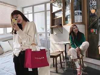 Sooyoung (SNSD) có 3 cách mặc cardigan tuyệt xinh, bạn mà áp dụng thì mỗi lần diện cardigan là một lần tỏa sáng