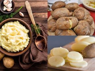 Sự thật tin đồn ăn khoai tây giúp giảm cân thần tốc, 3 ngày giảm tận 5kg là chuyện dễ như ăn kẹo