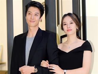 """Tài tử """"Chuyện tình Paris"""" Lee Dong Gun và Jo Yoon Hee ly hôn khi con gái chưa đầy 3 tuổi"""