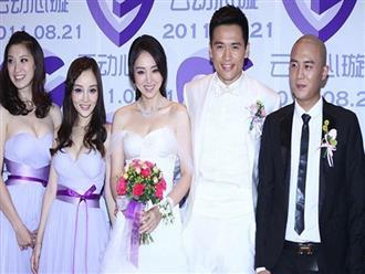 Tài tử Trung Quốc bị tố cưỡng dâm lần đầu xin lỗi vì khiến vợ tủi nhục