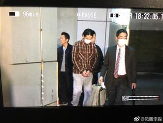 Tài tử Trung Quốc lần đầu lên tiếng khi bị bắt vì hành hung bạn gái