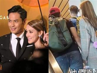 Tài tử TVB và vợ hoa hậu đi máy bay giá rẻ du lịch ở Nha Trang