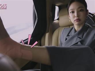 Tạm quên hình tượng sang chảnh, Jennie (BLACKPINK) giơ luôn chân trước ống kính để... khoe vết thương
