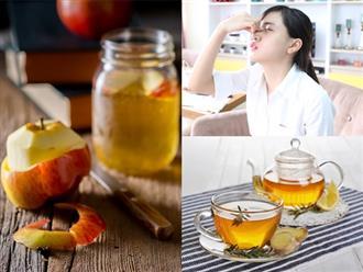 Tận dụng những nguyên liệu thiên nhiên có sẵn trong bếp để trị viêm xoang, bạn sẽ bất ngờ về kết quả
