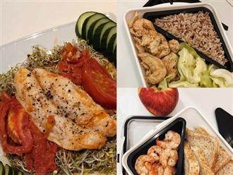 Tận dụng thực phẩm ngon bổ vào mùa thu để làm thực đơn giảm cân theo gợi ý của huấn luyện viên