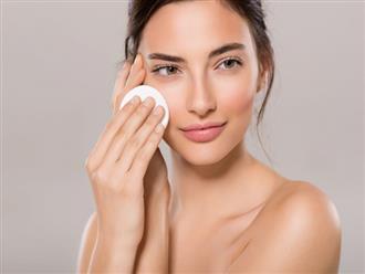 Tẩy trang phải sạch từng vị trí trên khuôn mặt, muốn làm được bạn phải ghi nhớ 4 điều quan trọng sau