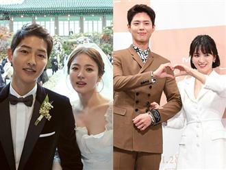 """Thám tử showbiz """"bắt bài"""" Song Joong Ki: Luôn có động thái lạ mỗi lần vợ cũ dính tin đồn tình ái, """"trùng hợp"""" hơi nhiều quá không?"""