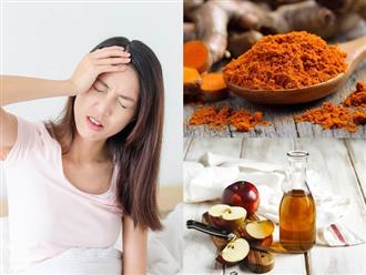 Thay vì dùng thuốc, hãy tận dụng ngay những thực phẩm giúp giảm đau tự nhiên có sẵn trong bếp này